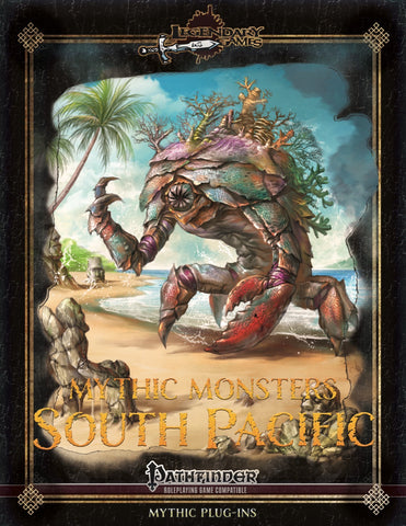 Mythic Monsters 49: South Pacific