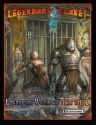 Legendary Worlds: Terminus (Pathfinder)