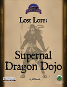 Lost Lore: Supernal