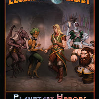 Planetary Heroes (Starfinder)