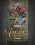 Legendary Alchemists Expanded