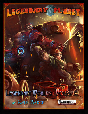 Legendary Worlds: Volretz