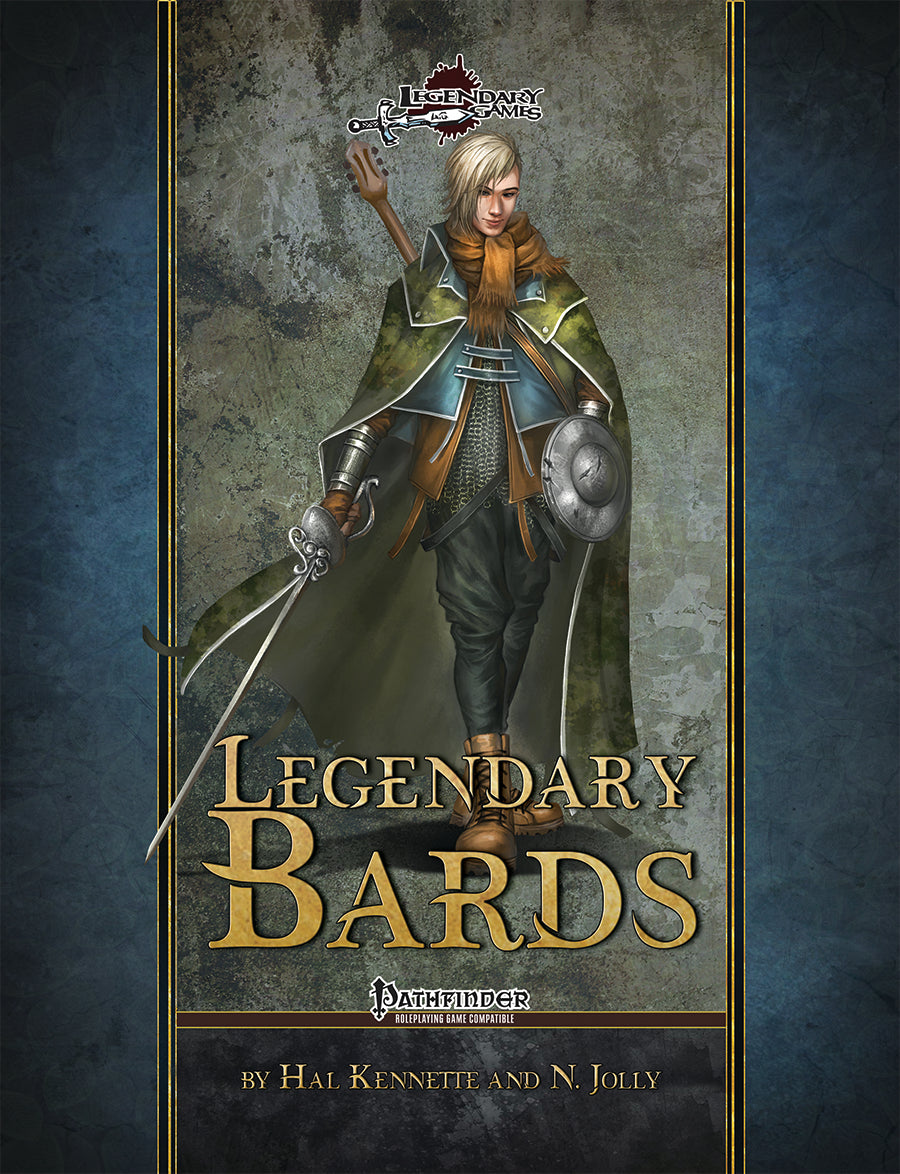Legendary Bards