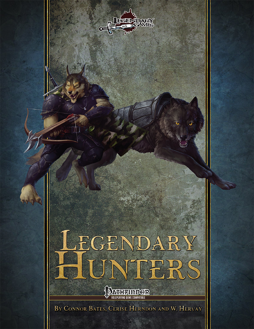 Legendary Hunters