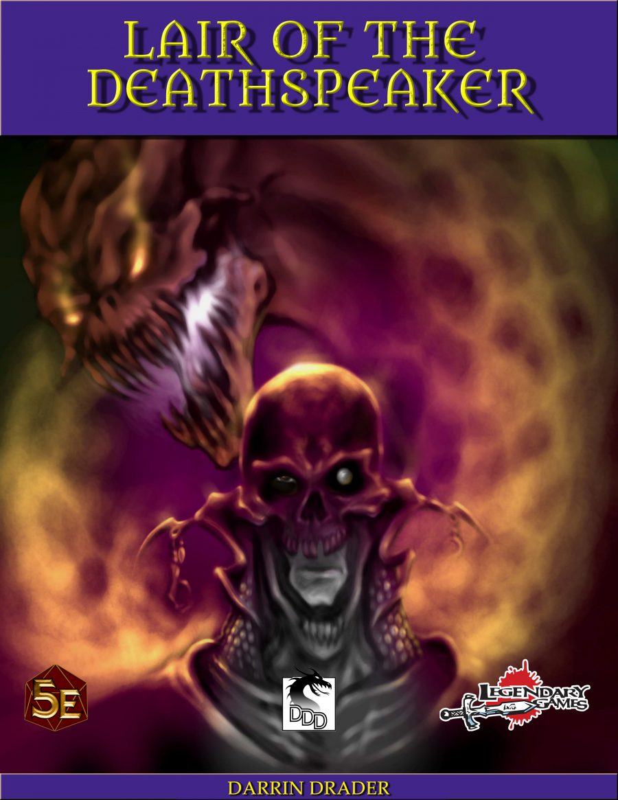 Lair of the Deathspeaker (5E)