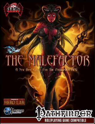 The Malefactor Base Class
