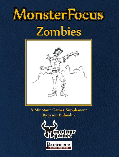 Monster Focus: Zombies