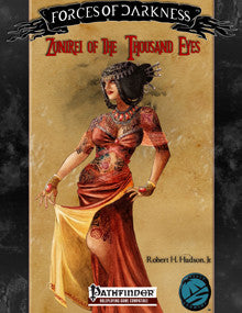 Forces of Darkness Zunirei of the Thousand Eyes