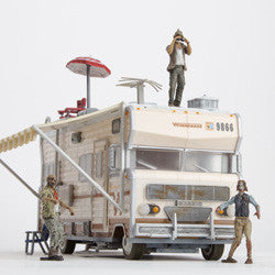 The Walking Dead (TV): Construction Sets - Dale's Rv
