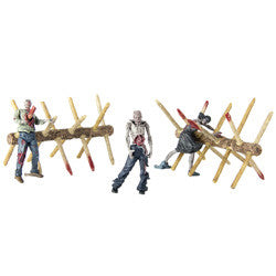 The Walking Dead (TV): Construction Sets - Walker Barrier