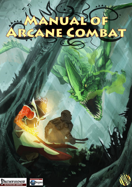 Manual of Arcane Combat