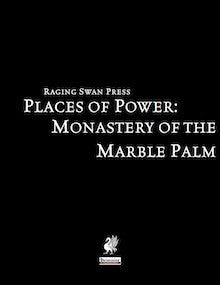 Places of Power: Monastery of the Marble Palm