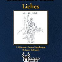 Monster Focus: Liches