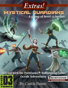 Extras! Mystical Guardians