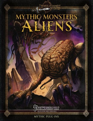 Mythic Monsters: Aliens