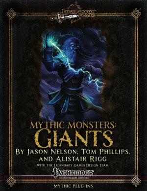 Mythic Monsters: Giants
