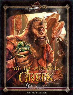 Mythic Monsters 47: Greek