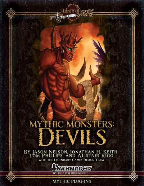 Mythic Monsters: Devils
