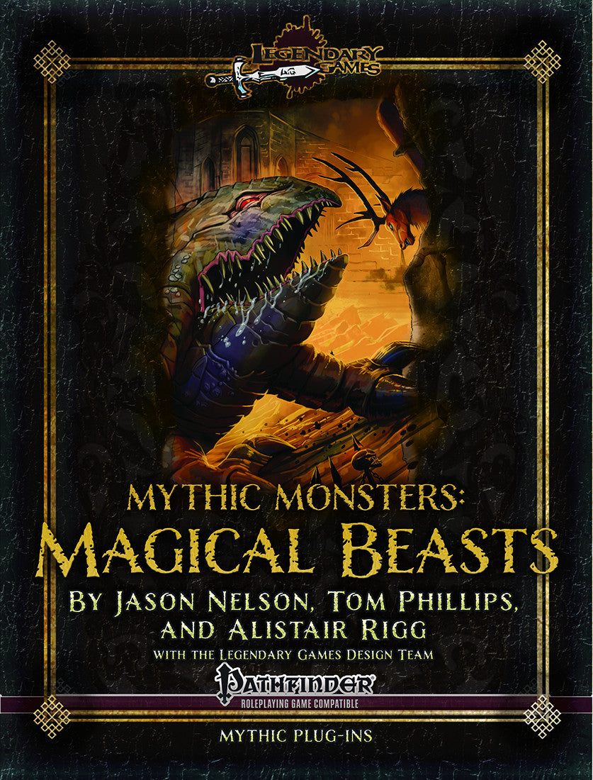 Mythic Monsters: Magical Beasts