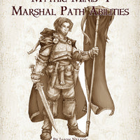 Mythic Minis 4: Marshal Path Abilities