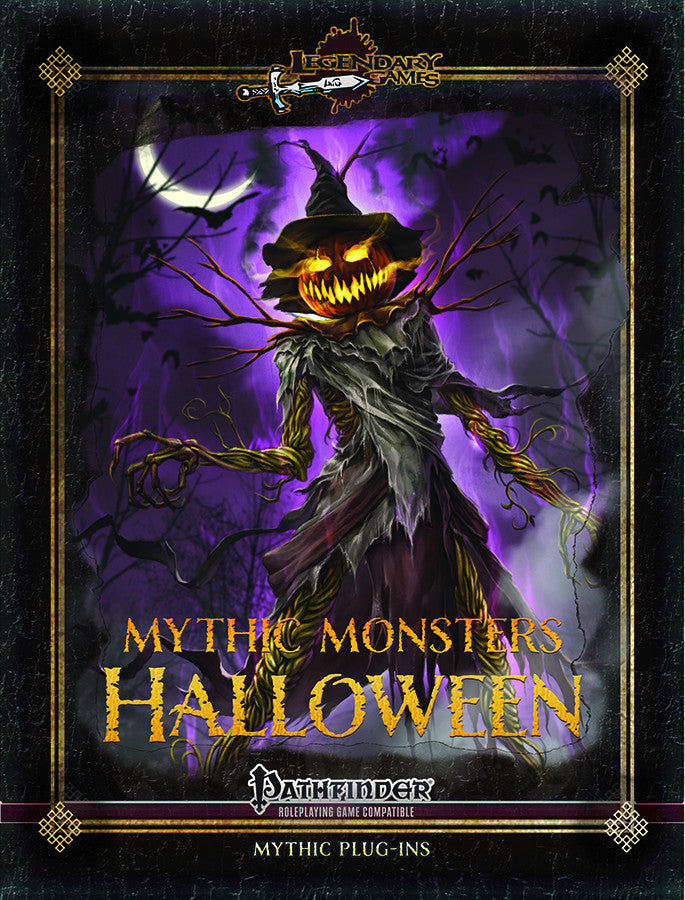Mythic Monsters 42: Halloween