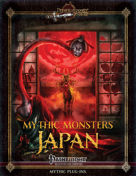 Mythic Monsters 46: Japan