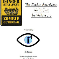 The Zombie Apocalypse Won't Just be Walking…
