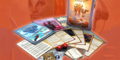 Numenera Starter Set by Monte Cook
