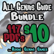 ALL Genius Guide Bundle!