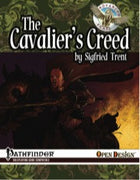 Advanced Feats: The Cavalier's Creed