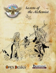 Advanced Feats: Secrets of the Alchemist