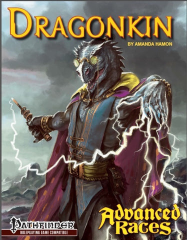 Advanced Races 4: Dragonkin