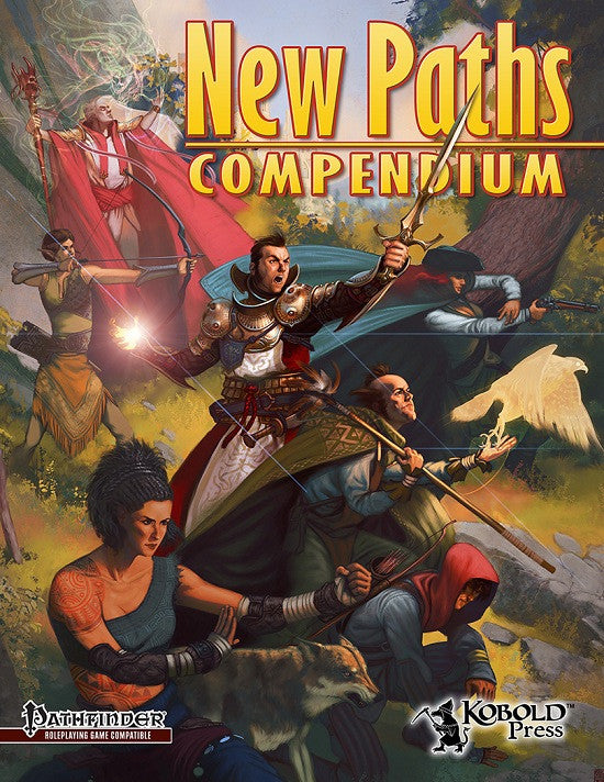 New Paths Compendium