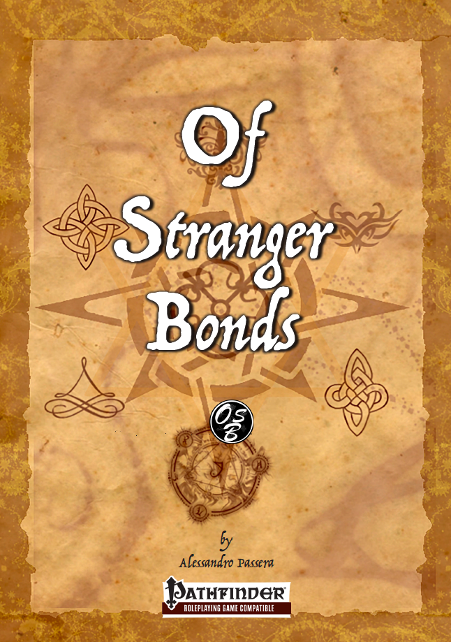 Of Stranger Bonds