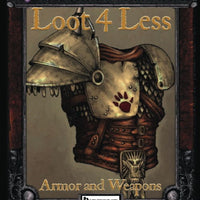 The Genius Guide to Loot 4 Less Vol. 1: Armor and Weapons