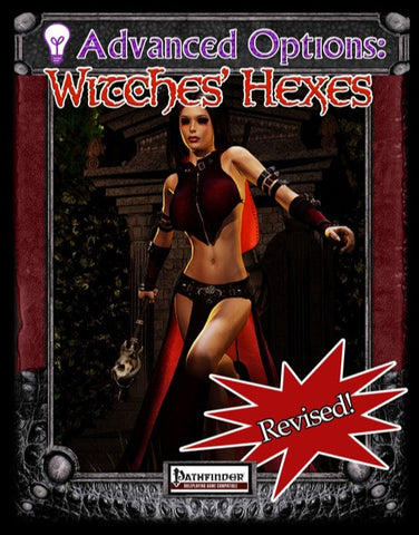 Advanced Options: Witches' Hexes
