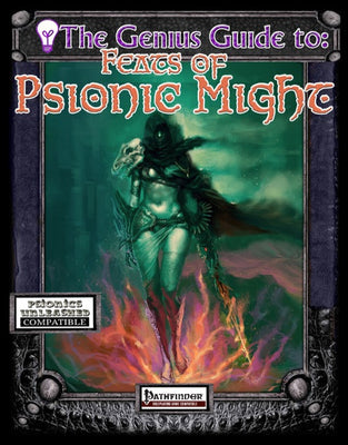 The Genius Guide to Feats of Psionic Might