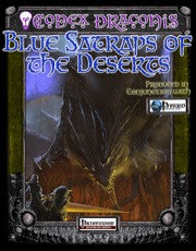 Codex Draconis: Satraps of the Deserts