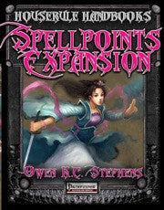 Houserule Footnotes: Spellpoints Expansion