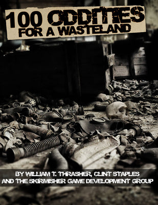 100 Oddities for a Wasteland