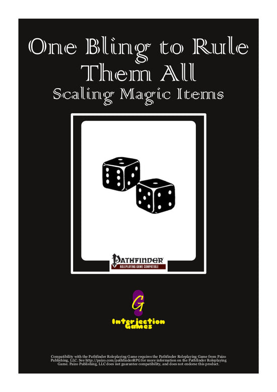 Magic Items – d20PFSRD