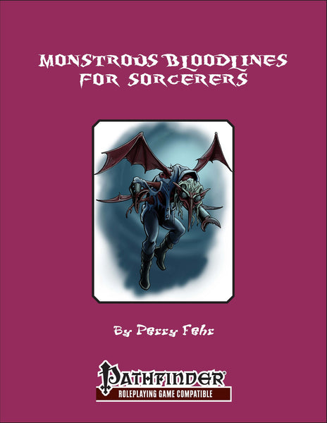 Monstrous Bloodlines for Sorcerers
