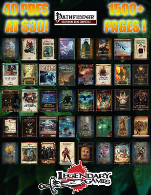 Fantastic 40 Pathfinder Mega-Bundle