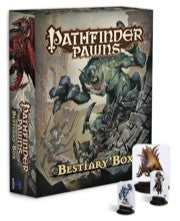 Bestiary 1 Pawns Box (Pathfinder Roleplaying Game)