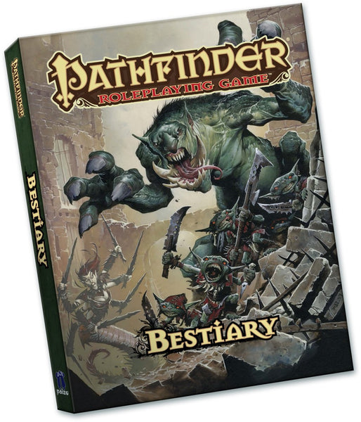 Bestiary 1 (Pathfinder Roleplaying Game; Pocket Edition)