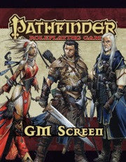 Pathfinder Gamemaster's Screen (Pathfinder Roleplaying Game)