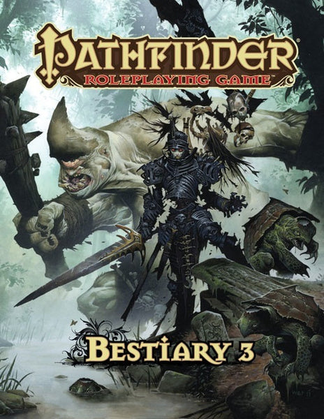 Bestiary 3 (Pathfinder Roleplaying Game)