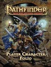 Player Character Folio (Pathfinder Roleplaying Game)