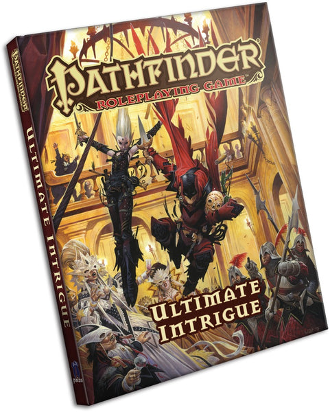 Ultimate Intrigue (Pathfinder RPG)
