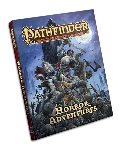 Horror Adventures (Pathfinder Roleplaying Game)
